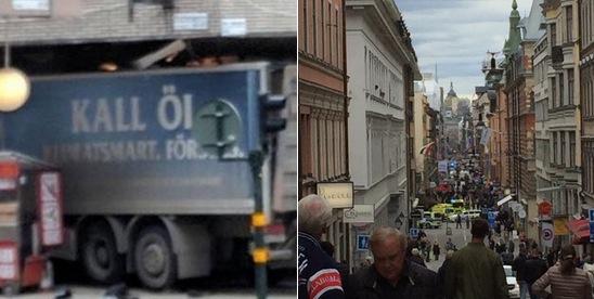 Stockholm-Terror: Mutmaßlicher Lkw-Attentäter ist IS-Anhänger aus Usbekistan