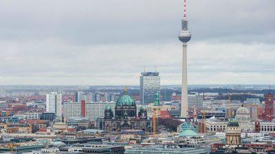 """Kriminalstatistik: Berlin überholt Frankfurt – Zahl der """"nichtdeutschen"""" Verdächtigen um 4,6 Prozent gestiegen"""