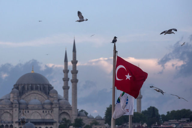 Istanbul, Türkei Foto: Chris McGrath/Getty Images