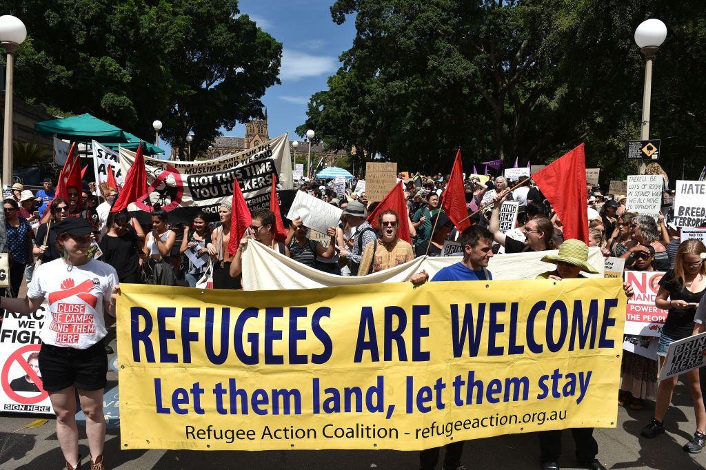 """Asylsuchende verklagen Australien wegen """"Verletzung der Menschenrechte"""""""
