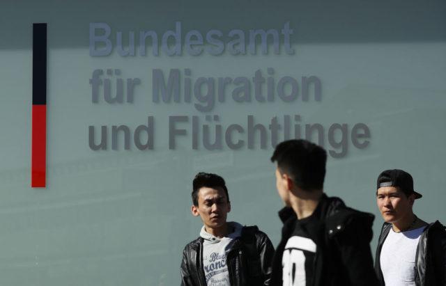 Flüchtlinge in Deutschland. Foto: Sean Gallup/Getty Images