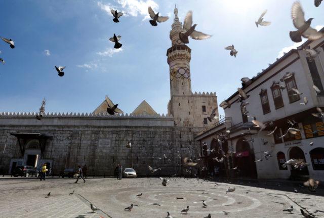 Damaskus, Syrien Foto: LOUAI BESHARA/AFP/Getty Images