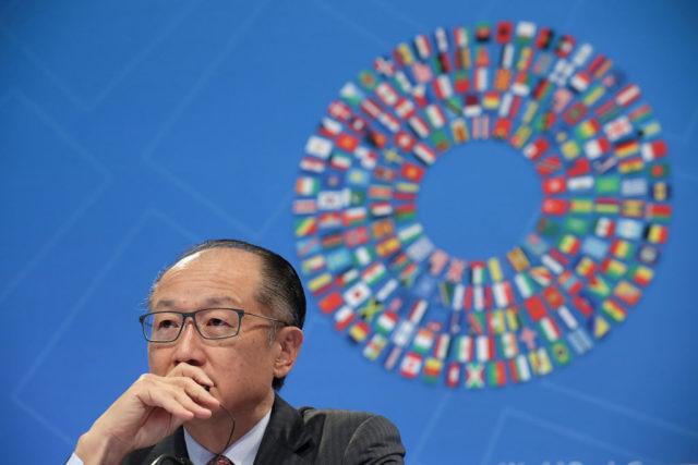 Weltbankpräsident Jim Yong Kim Foto: Chip Somodevilla/Getty Images