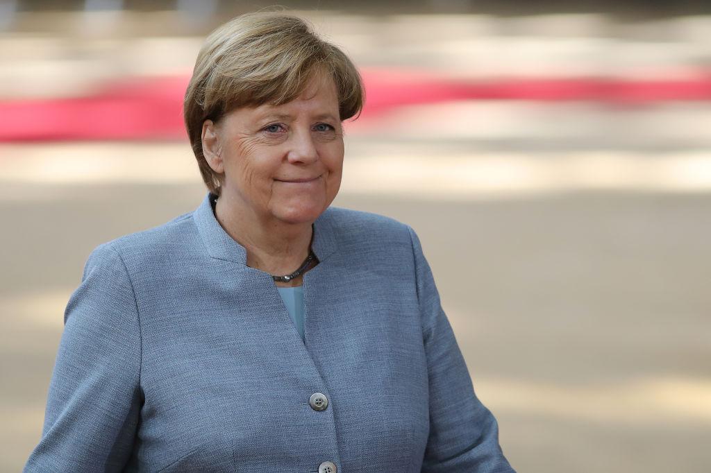 Kanzlerin Merkel: Frühstück mit Obama in Berlin, dann zu Trump nach Brüssel