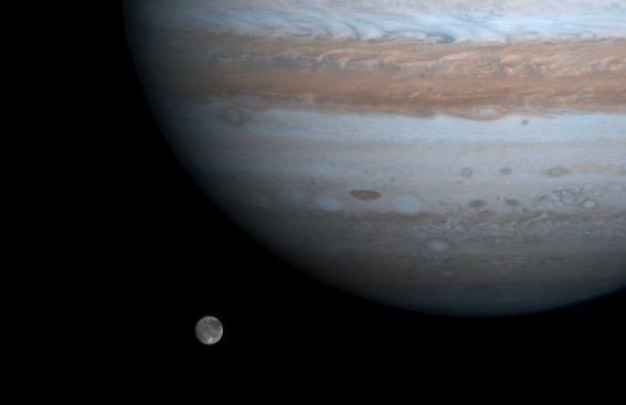 """Raumsonde """"Cassini"""" entdeckt mögliche Grundlage für Leben auf Saturn-Mond"""