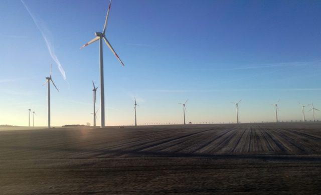 Windräder Foto: über dts Nachrichtenagentur