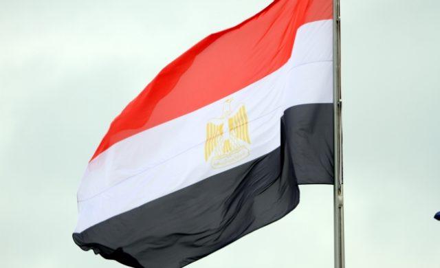 Ägyptische Flagge Foto: über dts Nachrichtenagentur