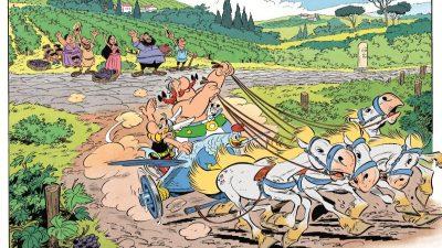 Asterix für alle! Die Hommage – das Highlight im 60. Jubiläumsjahr jetzt als Softcover
