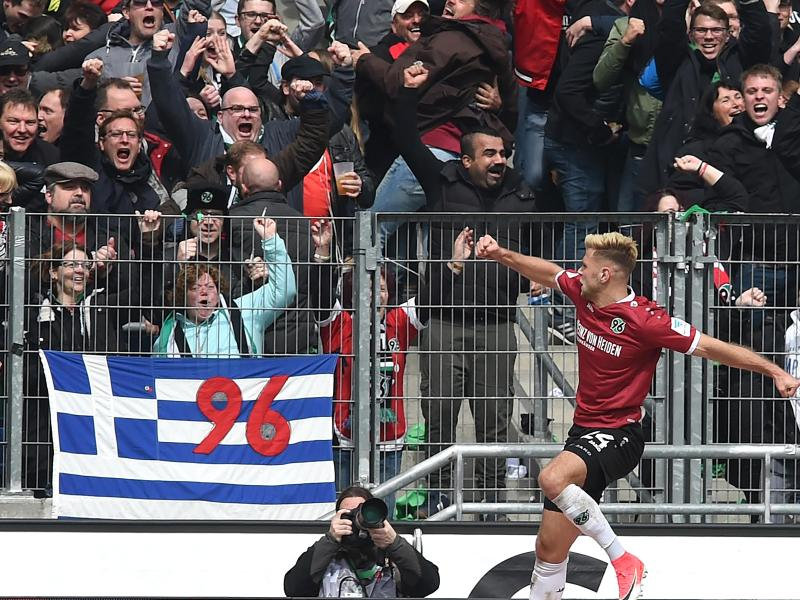 Hannover nach Derbysieg Erster – Nürnberg bezwingt Aue