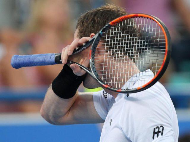 Andy Murray ist in Monte Carlo nicht mehr im Turnier. Foto: Stringer/dpa
