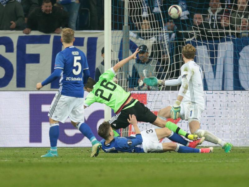 Schalke verpasst das Wunder: 3:2 gegen Ajax reicht nicht
