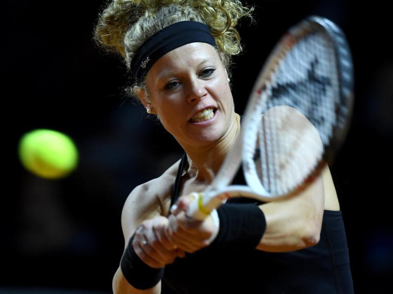 Siegemund gewinnt überraschend Stuttgarter Tennis-Turnier