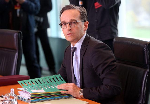 Bundesjustizminister Heiko Maas (SPD). Foto: Adam Berry/Getty Images