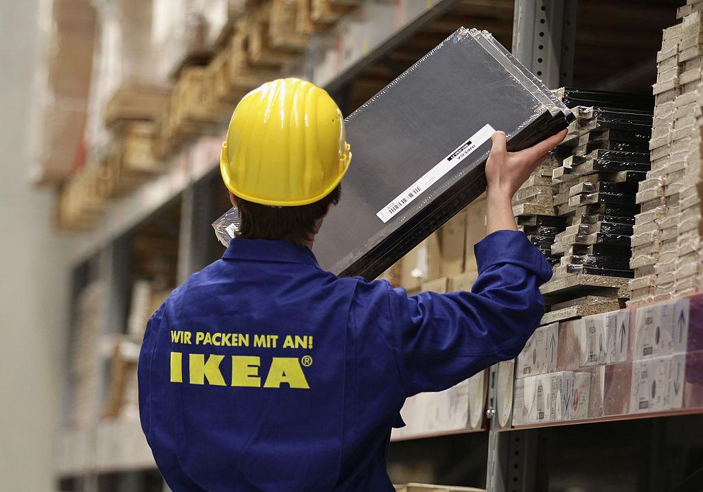 Bundesweite Streiks: Ikea-Mitarbeiter treten in Ausstand