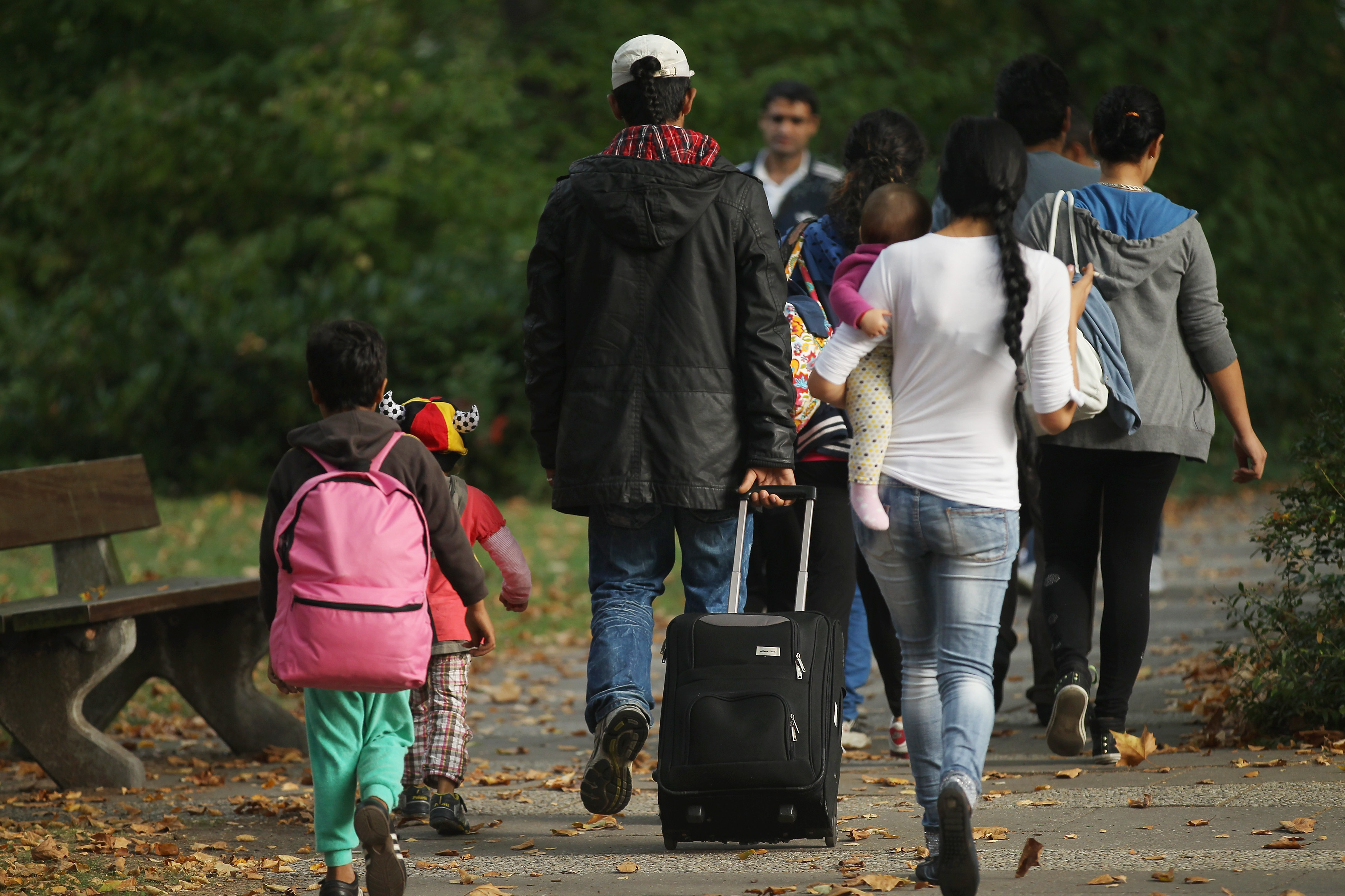 Thüringen: Hunderte Syrer kommen per Familiennachzug
