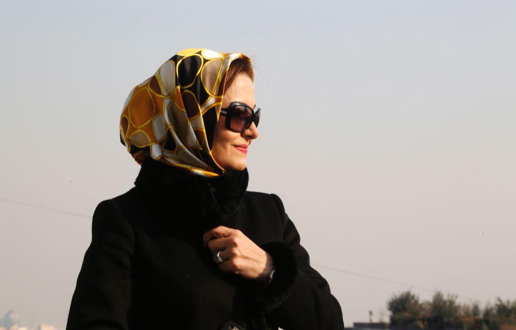 Iranischer Fernsehregisseur umgeht mit technischem Kniff strikte Kopftuchregeln