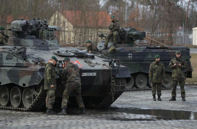 Bundeswehr Foto: Sean Gallup/Getty Images