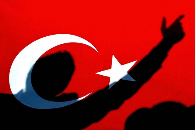 Türkische Nationalflagge Foto: ADEM ALTAN/AFP/Getty Images