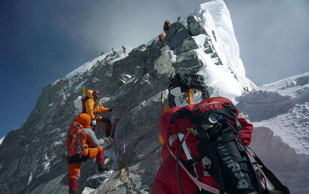 """China will wegen Corona Infektions-""""Trennungslinie"""" auf Mount Everest einrichten"""