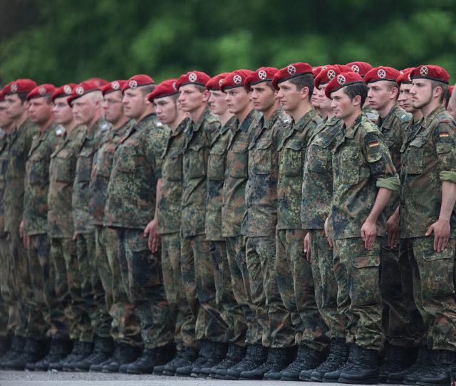 Soldaten der Bundeswehr (Symbolbild). Foto: Thomas Starke/Getty Images