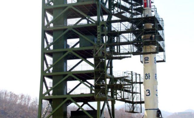 Nordkoreanische Rakete Foto: über dts Nachrichtenagentur