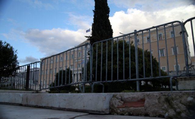 Griechisches Parlament Foto: über dts Nachrichtenagentur