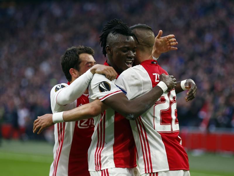 Schalke-Bezwinger Ajax vor Final-Einzug – 4:1 gegen Lyon