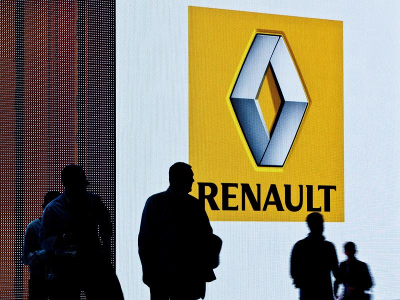 Großdemo in Frankreich gegen Stellenstreichungen bei Renault