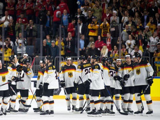 Deutschland ist nun Achter der Eishockey-Weltrangliste. Foto: Marius Becker/dpa