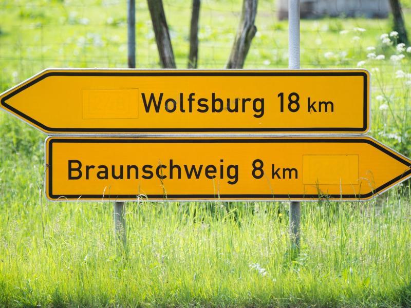 Wolfsburg gegen Braunschweig: Nur einer kann in Erste Liga