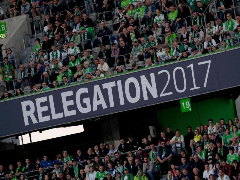 Wolfsburg vs. Braunschweig: Kampf um letzten Liga-Platz