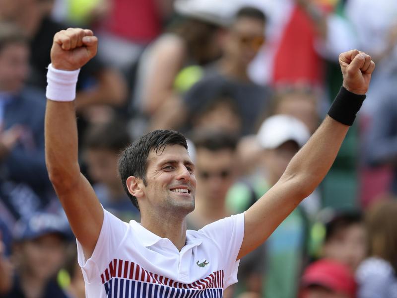 Djokovic und Nadal nehmen weiter Kurs auf Giganten-Duell