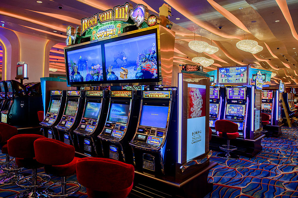 Neue Regeln für Spielautomaten spielen Online Casinos in die Karten