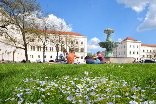 Das ranking der weltweit angesehensten universit ten for Universitaten deutschland