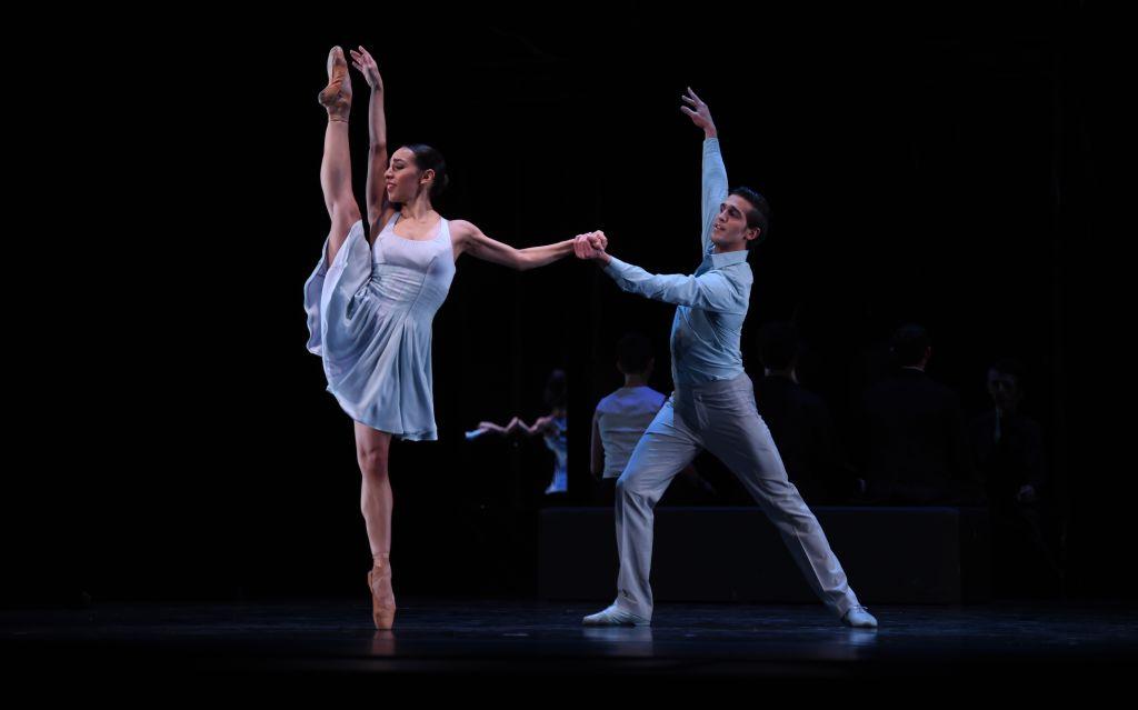 Vom Slum in Mumbai an renommierte Ballettschmiede in New York