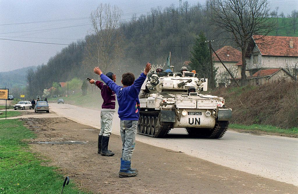 Niederländische Ex-Blauhelme fordern Entschädigung für Srebrenica-Einsatz