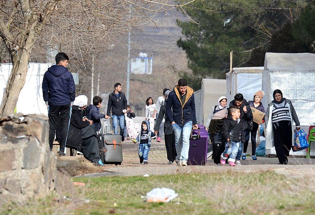 Fast eine halbe Million syrische Binnenvertriebene seit Januar zurückgekehrt