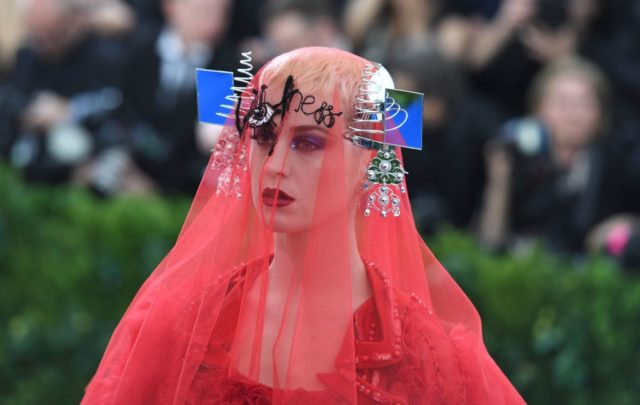 Katy Perry Foto: ANGELA WEISS/AFP/Getty Images