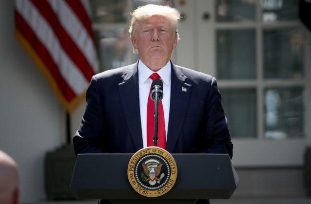 US-Präsident Donald Trump Foto: Win McNamee/Getty Imagesa
