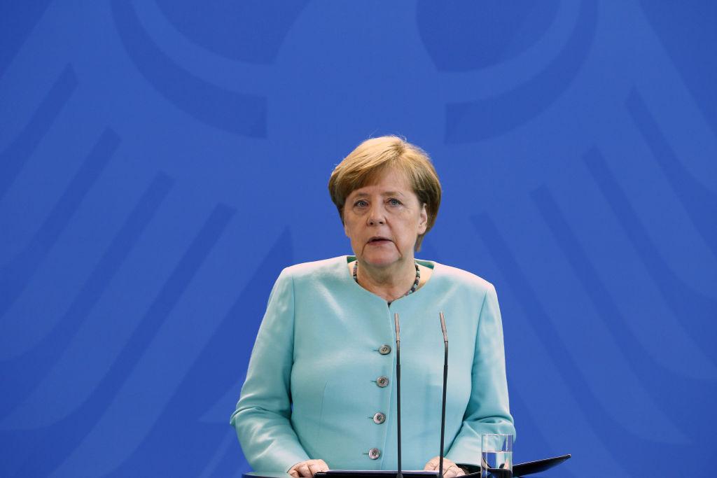 """Merkel: Trumps Austritt aus Pariser Abkommen ist """"äußerst bedauerlich"""""""