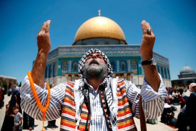 Kein Ende der Spannungen zwischen Israel und Palästina in Sicht. Foto: Foto: AHMAD GHARABLI/AFP/Getty Images