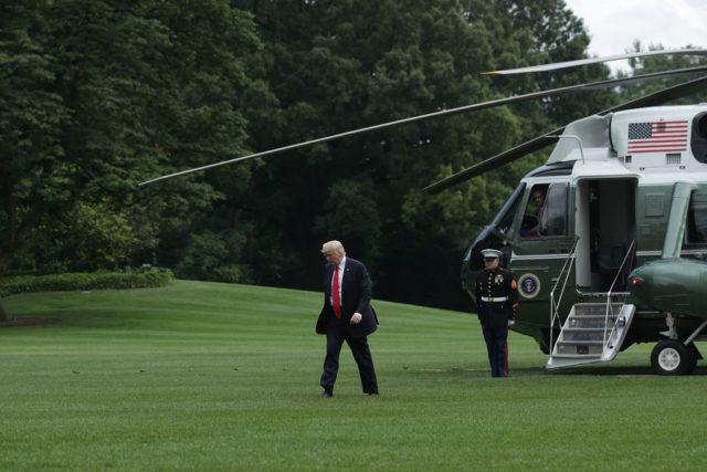 US-Präsident Donald Trump Foto: Alex Wong/Getty Images