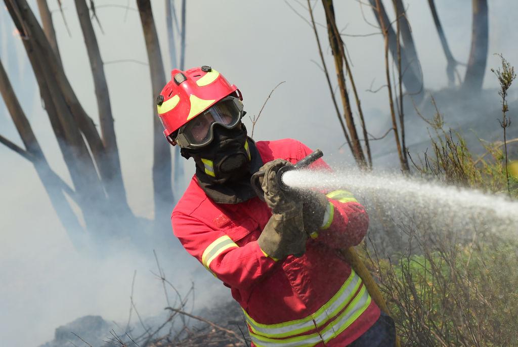 Waldbrand in Portugal: Verheerend heiß und schwer zu löschen – Hat Geoingeneering damit zu tun?
