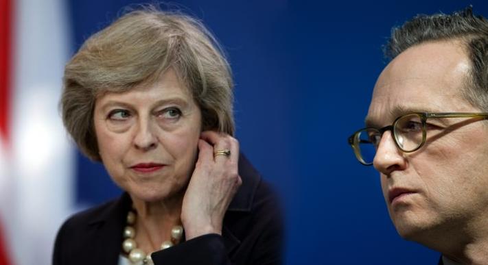 """Maas über Theresa May auf Twitter: """"Wer Menschenrechte einschränkt, beschert Terroristen ersten Sieg"""""""