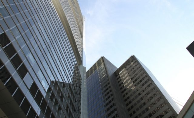 Banken-Hochhäuser Foto: über dts Nachrichtenagentur