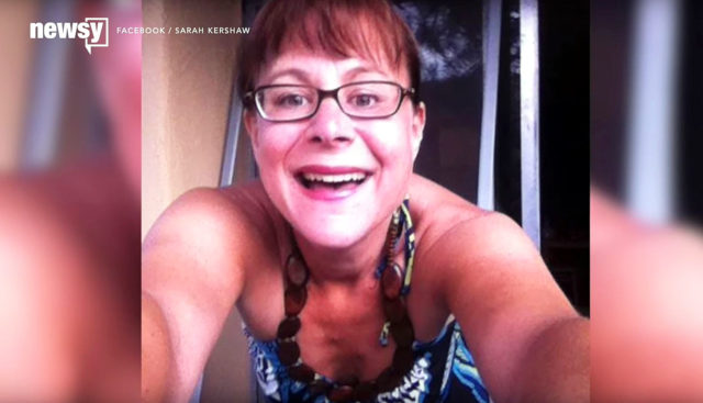 Ex-NYT-Reporter Sarah Kershaw. Foto: Screenshot / YouTube / Newsy