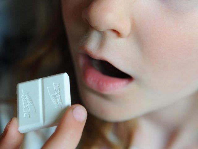 Zuckerbombe Dextro Energy nicht gesund. Foto:Jens Kalaene/Symbolbild/dpa