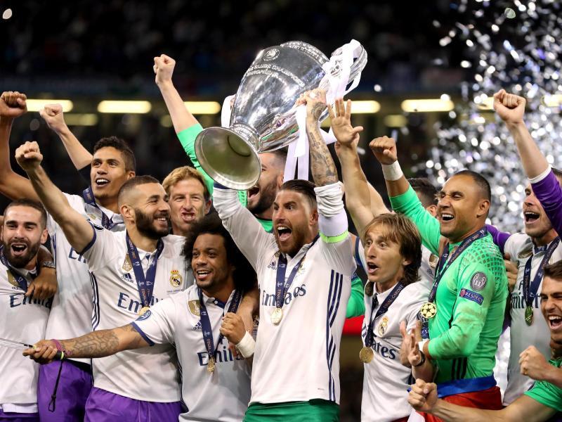 Champions League 2017 / 2018 und Real Madrid – Wie spannend kann's werden?