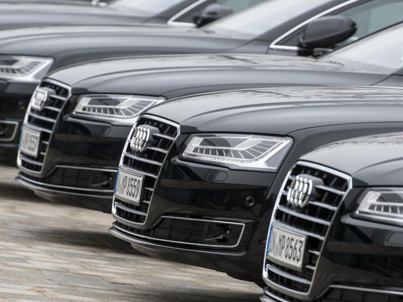 Audi startet freiwillige Rückrufaktion von 850.000 Diesel-Autos