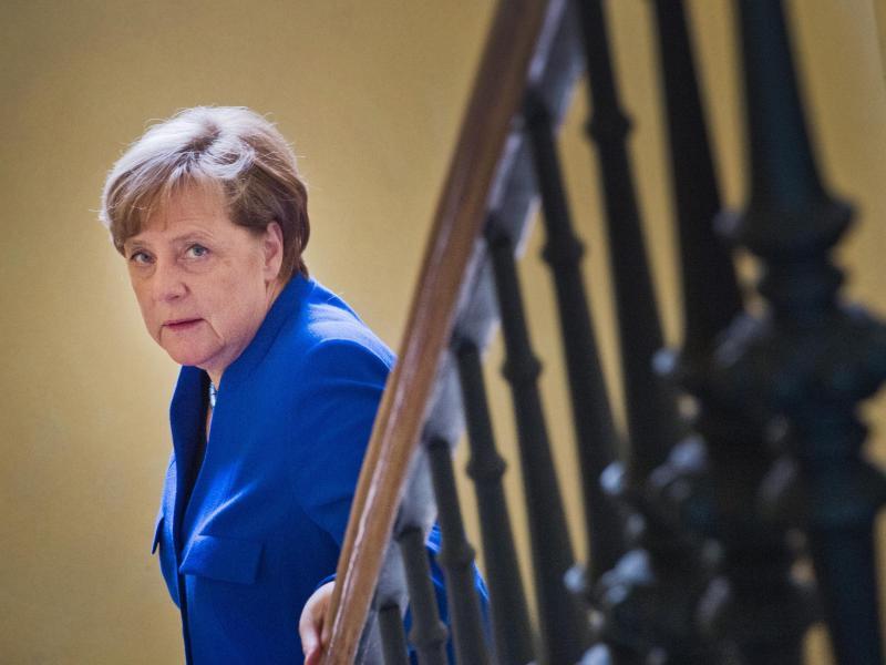 """Wirbel vor TV-Duell: Ex-ZDF-Chefredakteur wirft Merkel """"Erpressung"""" vor"""